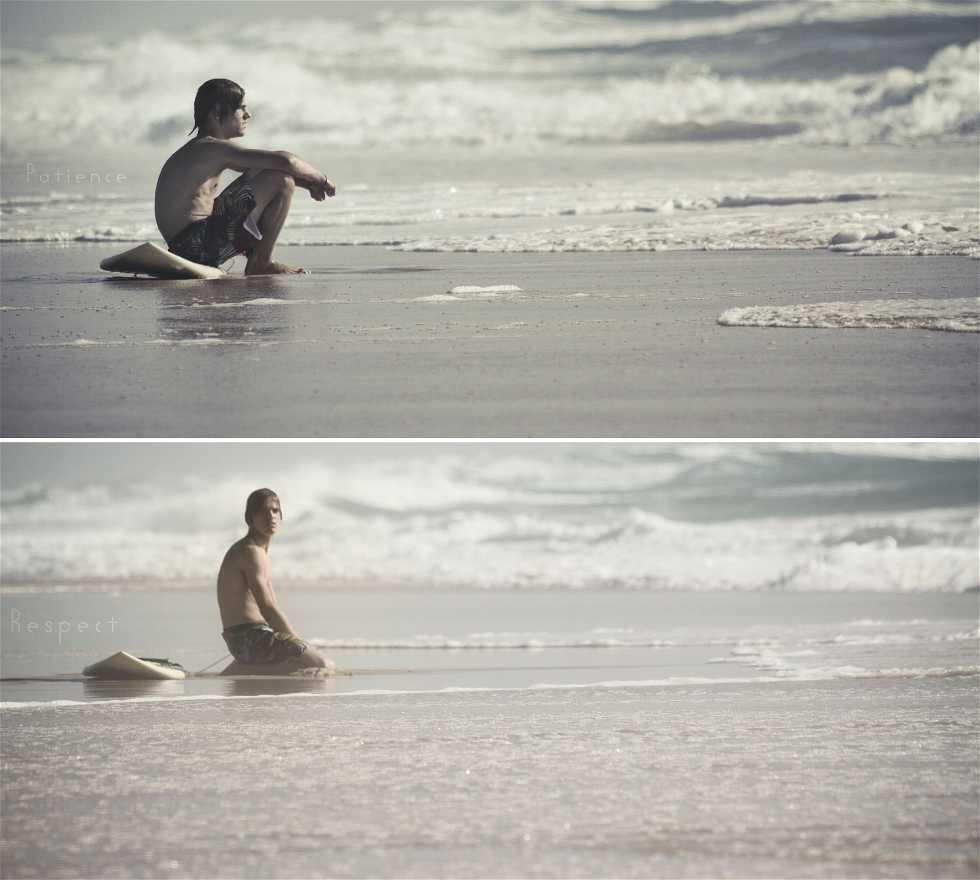 Shore in Landas