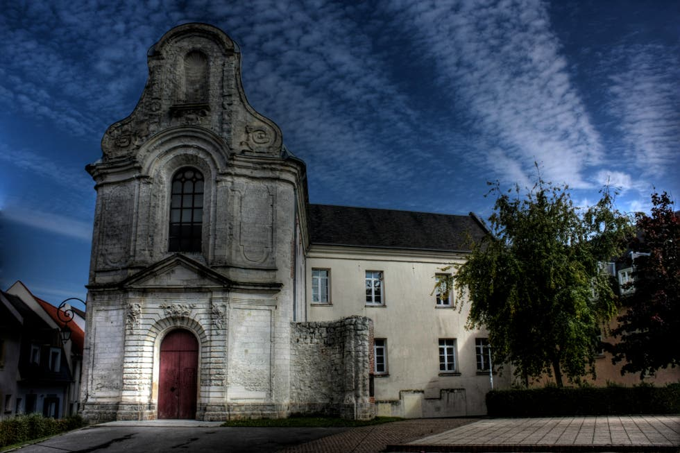 Church in Nord-Pas de Calais