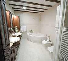 Baño en Hostal Los Telares
