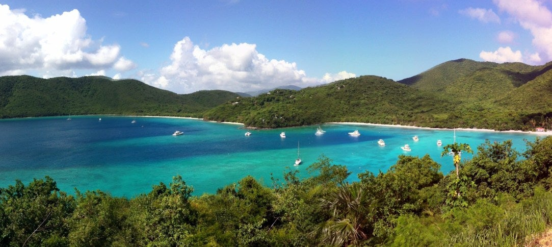 Vacation in United States Virgin Islands