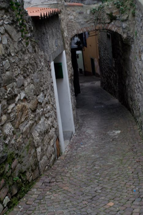 Canale a Monte Isola