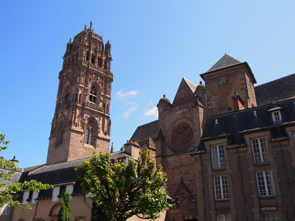 Architecture in Rodez