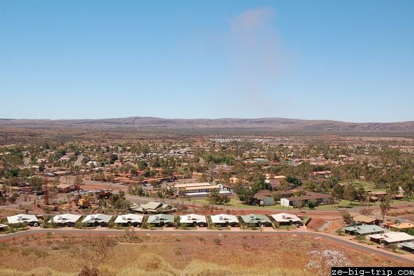 Urban Area in Port Hedland