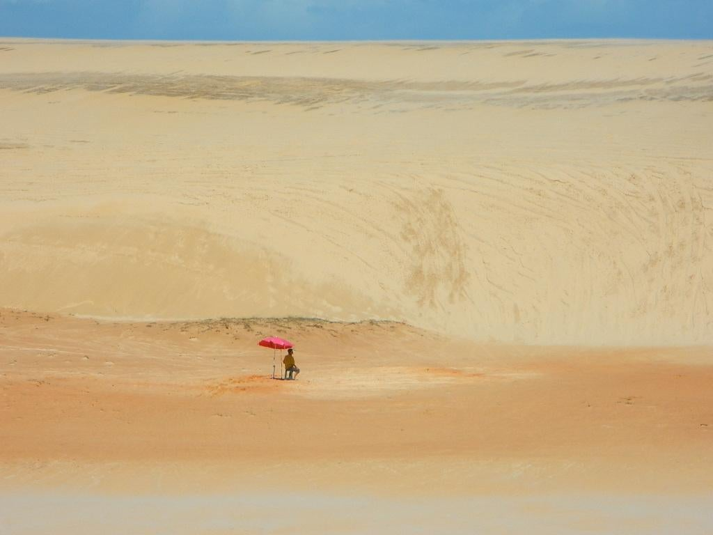 Sand in Natal
