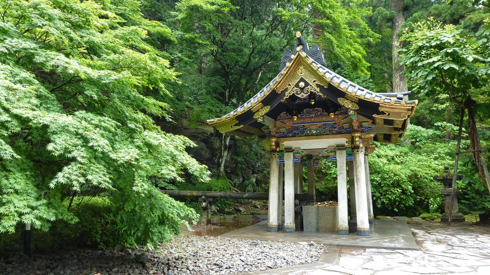 Shrine in Nikko