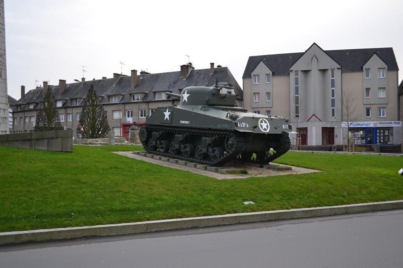 Transport in Avranches