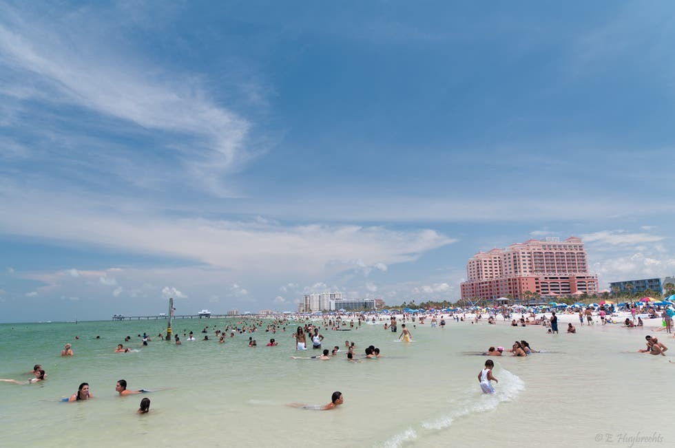 Mar en Clearwater