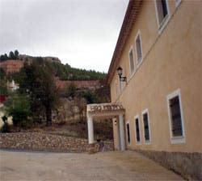 Town in Castillejo del Romeral