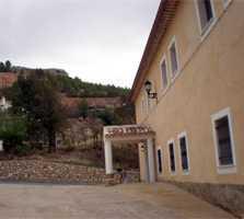 Pueblo en Castillejo del Romeral
