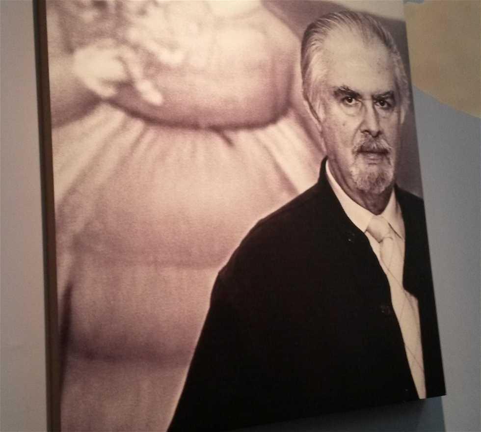 Exhibición de arte en Museo de Antioquia