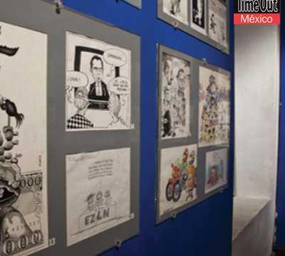 Turismo en Museo de la Caricatura