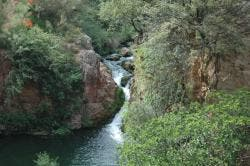 Canyoning in Salobre