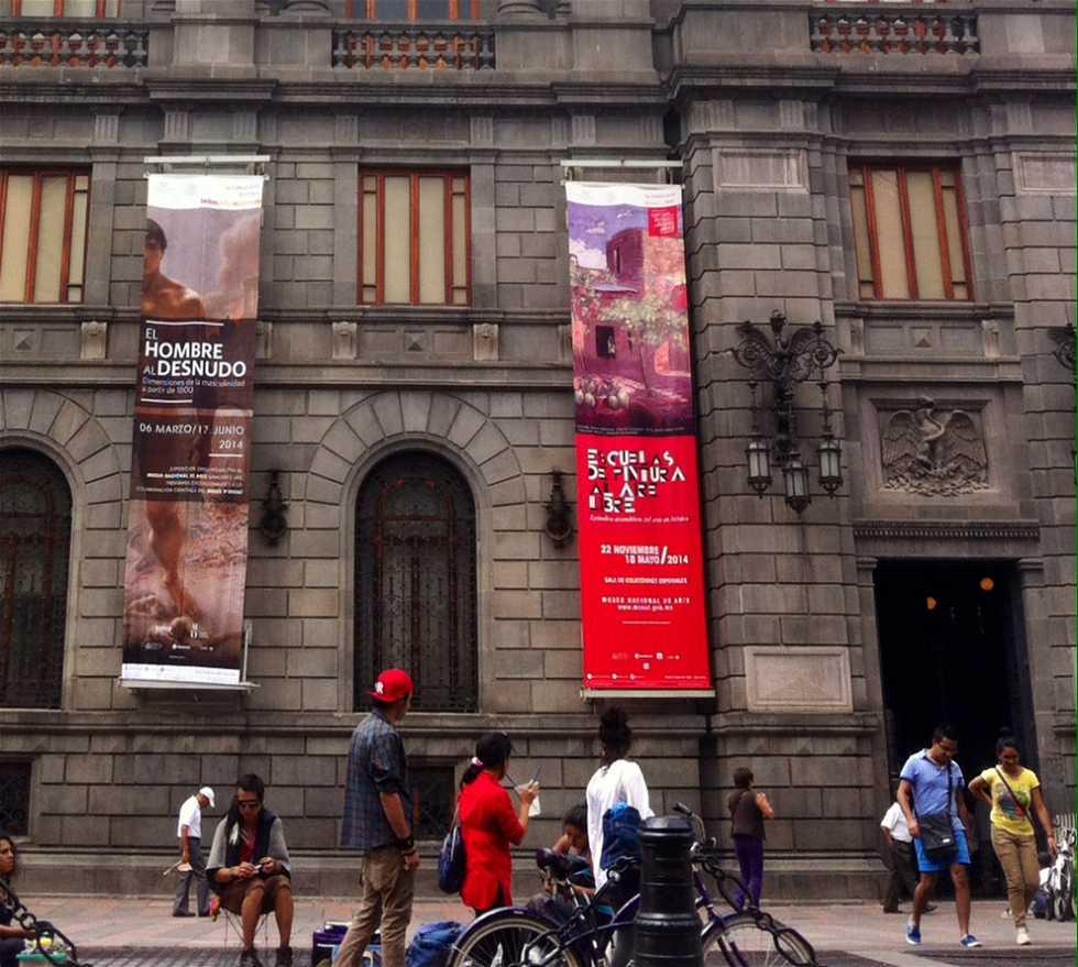Documento en Museo Nacional de Arte