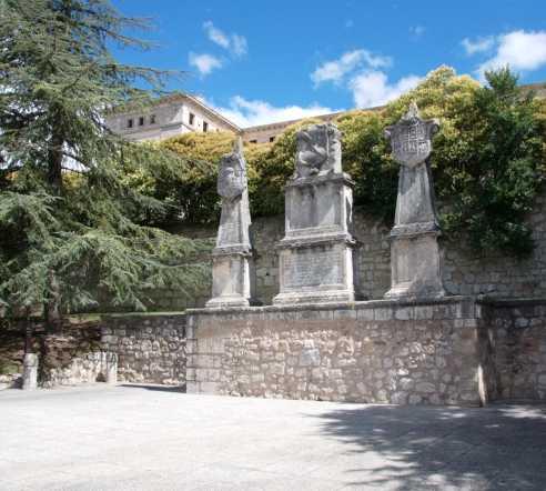 Palacio en Solar del Cid