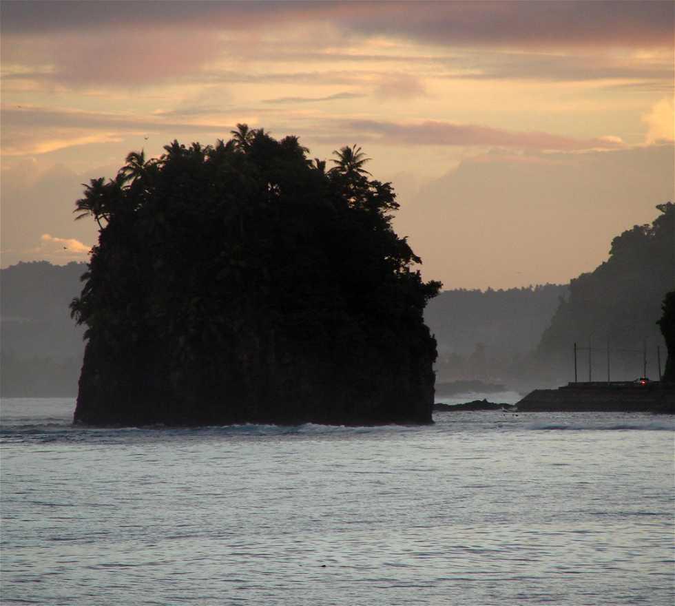 Véhicule à American Samoa