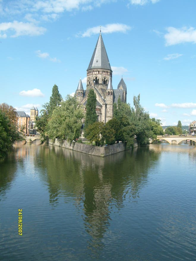 Metz Nancy