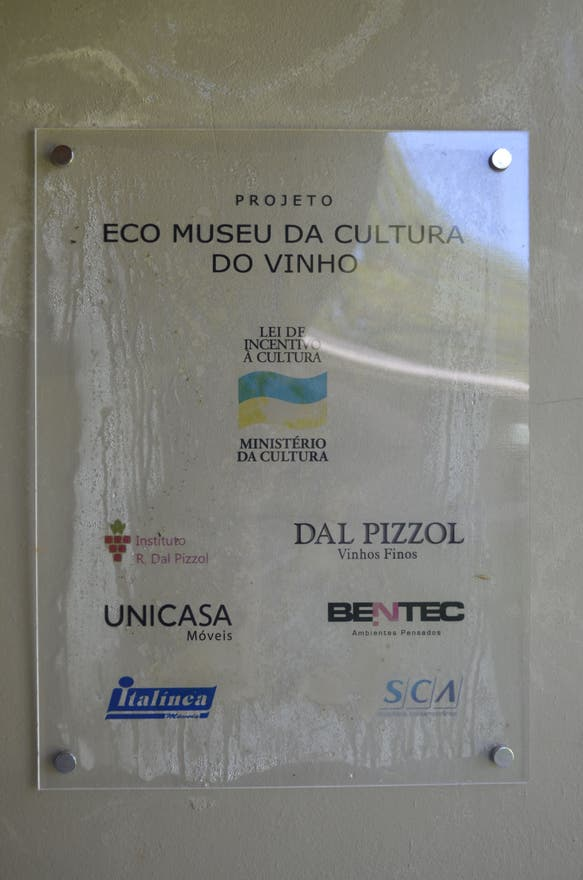Documento en Ecomuseu da Cultura do Vinho