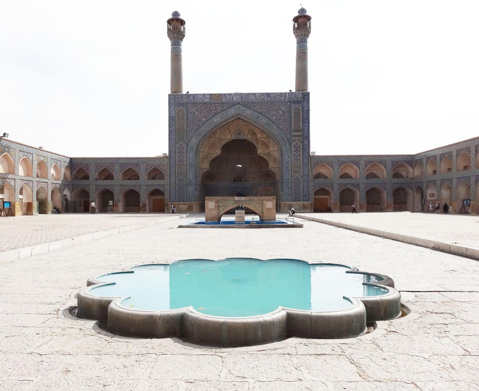 Piscina en Jame Mosque Of Isfahan