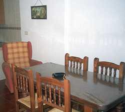 Sala en Casas Rurales La Torca