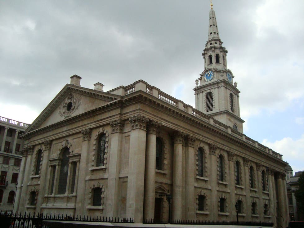 Basílica en St Martin-in-the-Fields