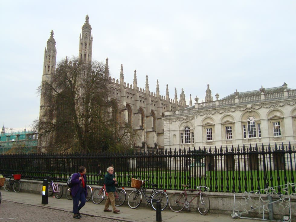 Ciudad en King's College