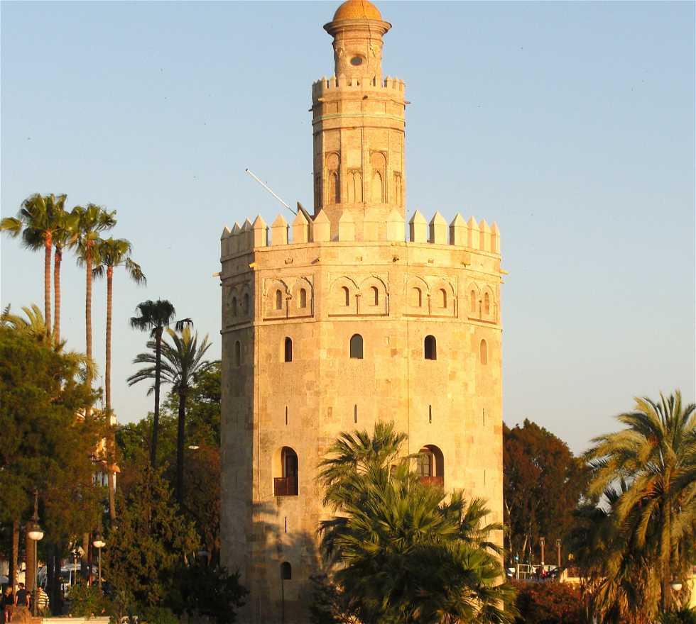 torre del oro historia del arte