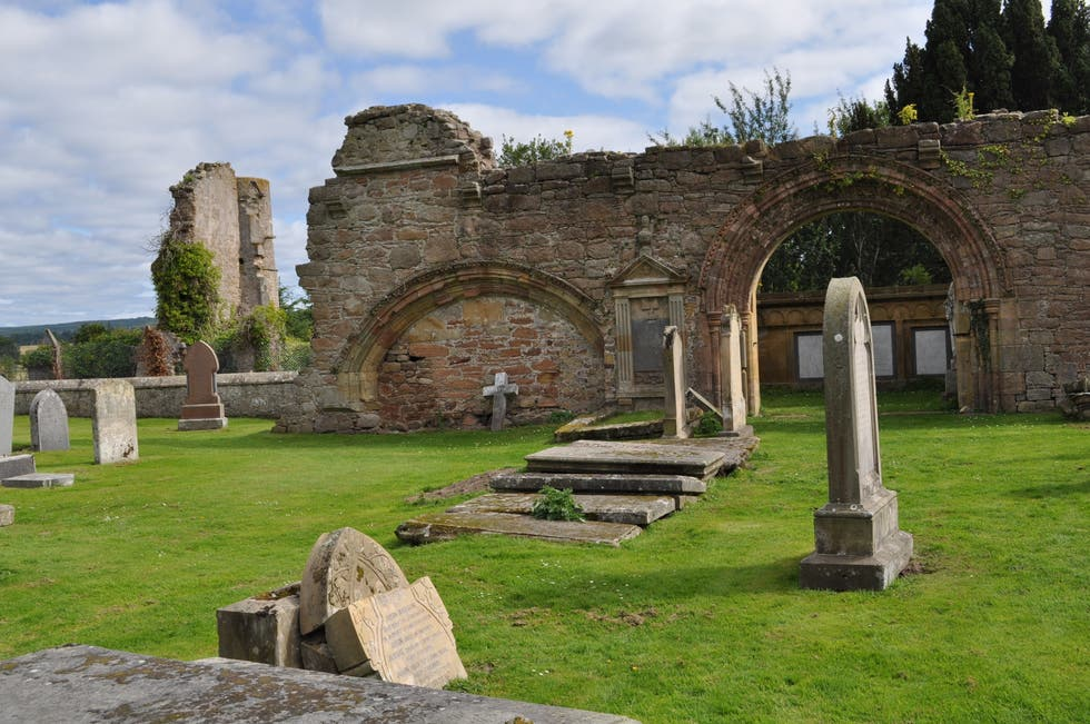 Ancient History in Forres