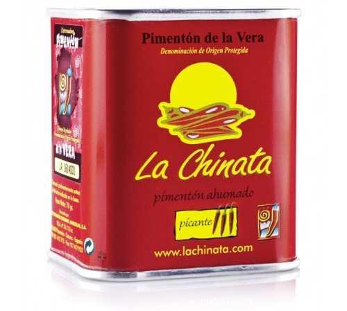 Paprika en Gastronomía Pimentón La Chinata