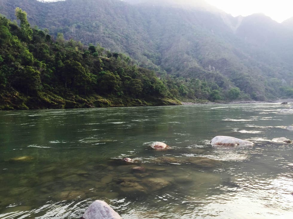 river ganga Ganga : river and goddess - the hindu mythological tales related to goddess ganga - the origin of ganga, her close association with lord shiva and others also the various symbolizations and.