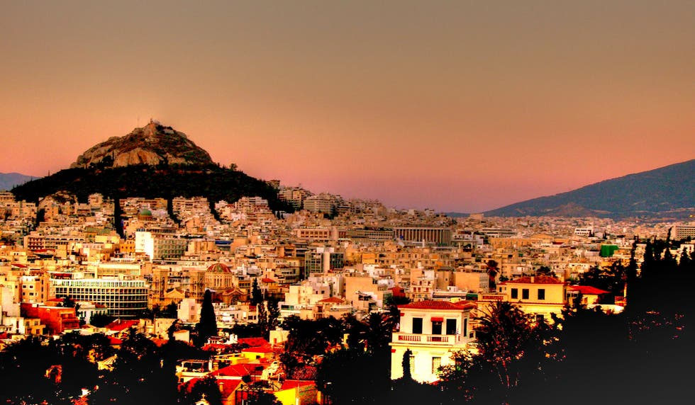 City in Athens