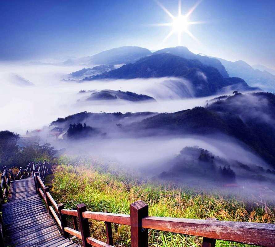 Montanha em Brunico