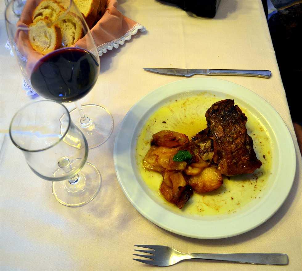 Producto en Restaurante El Piró
