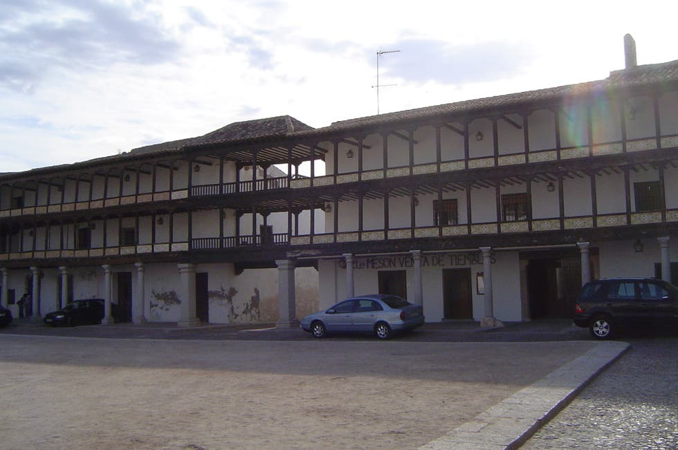 Edificio en Tembleque