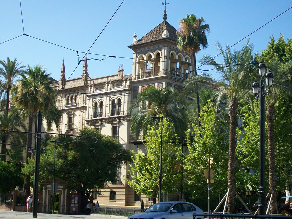 Arquitectura en Hotel Alfonso XIII - A Luxury Collection Hotel