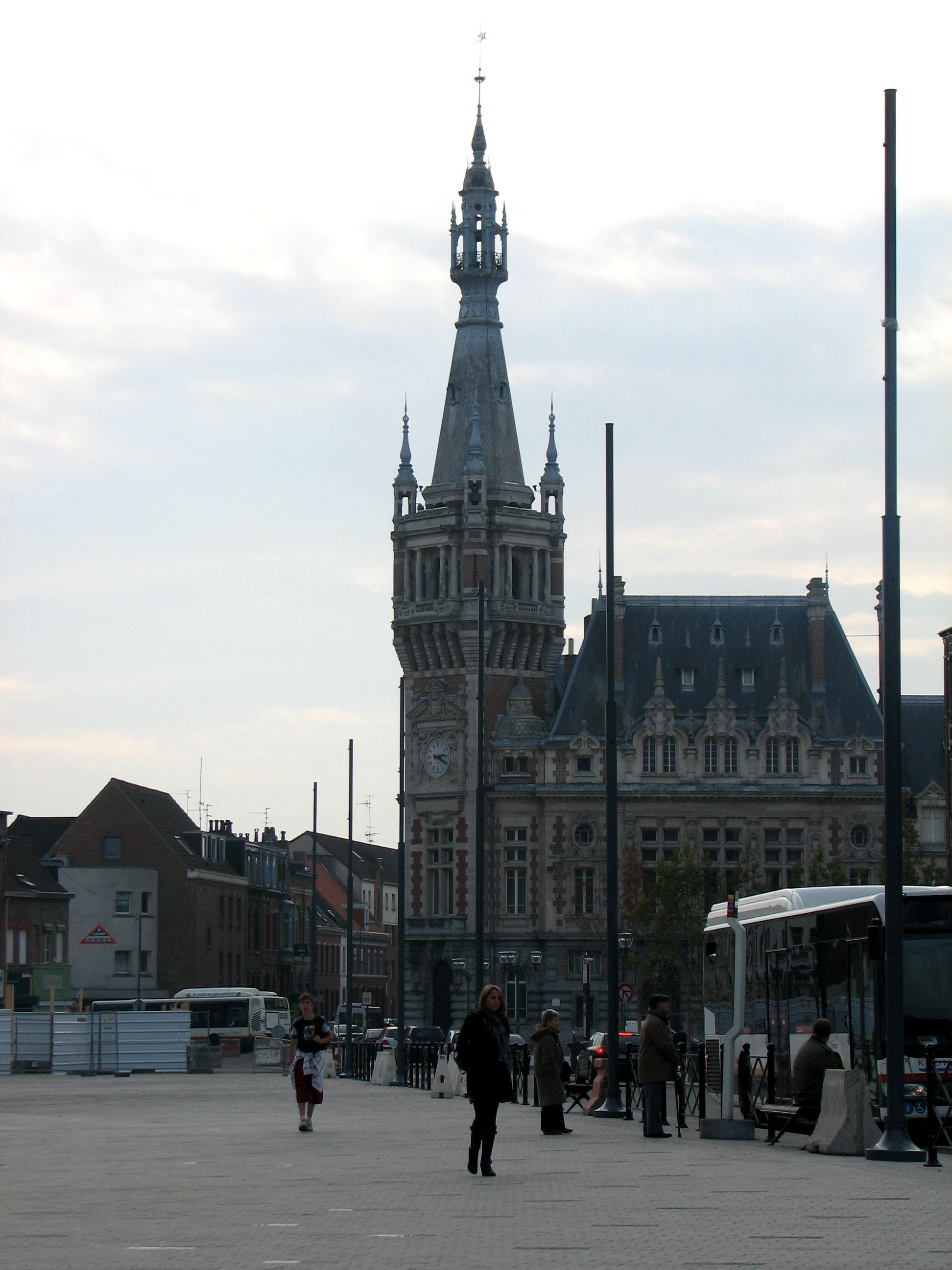 City in Tourcoing