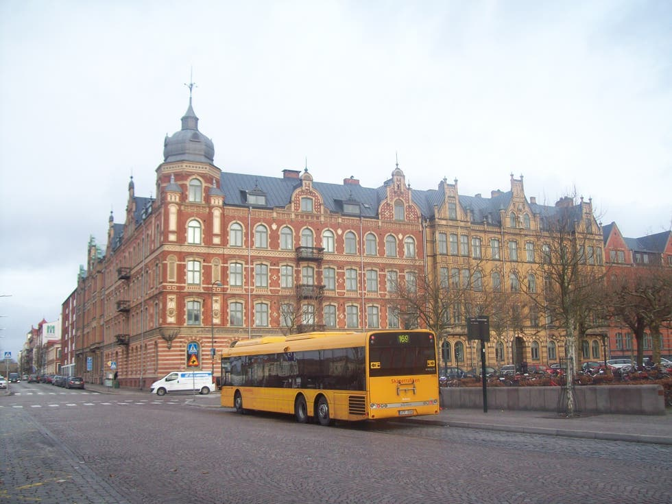 Transport in Lund