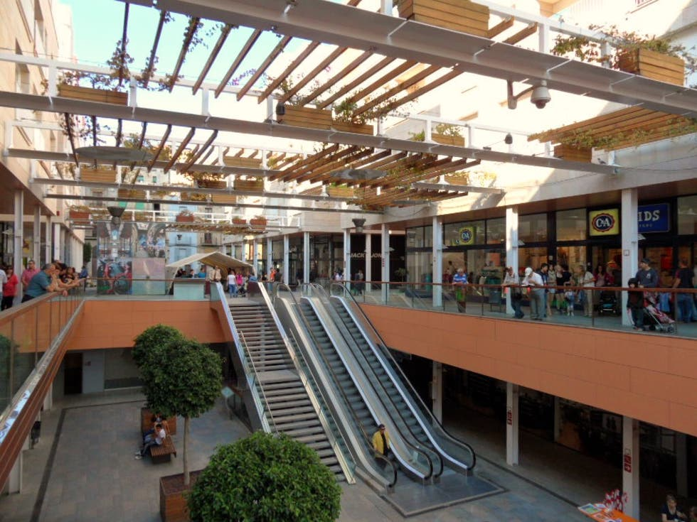 Shopping Mall in Reus