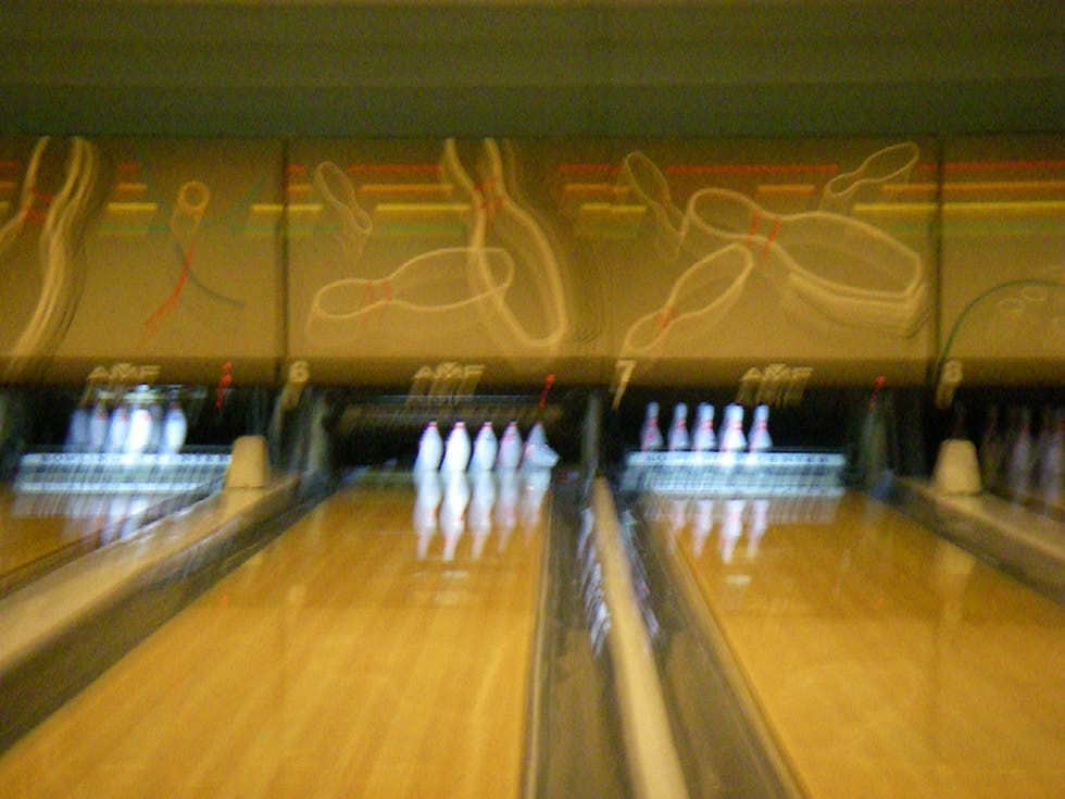 Deportes en Bowling Center