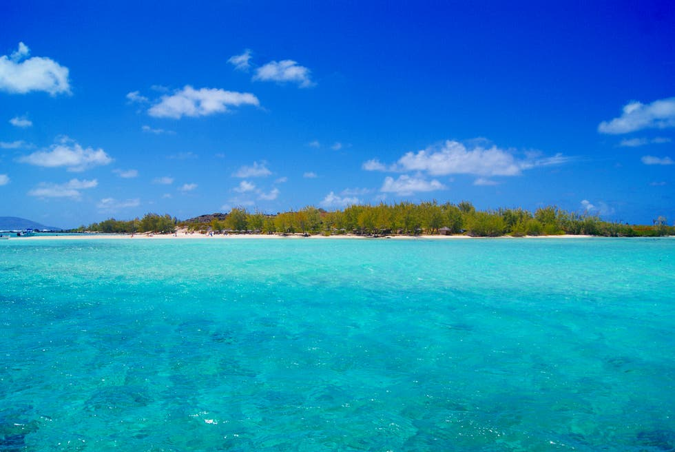 Cay in Grand Baie