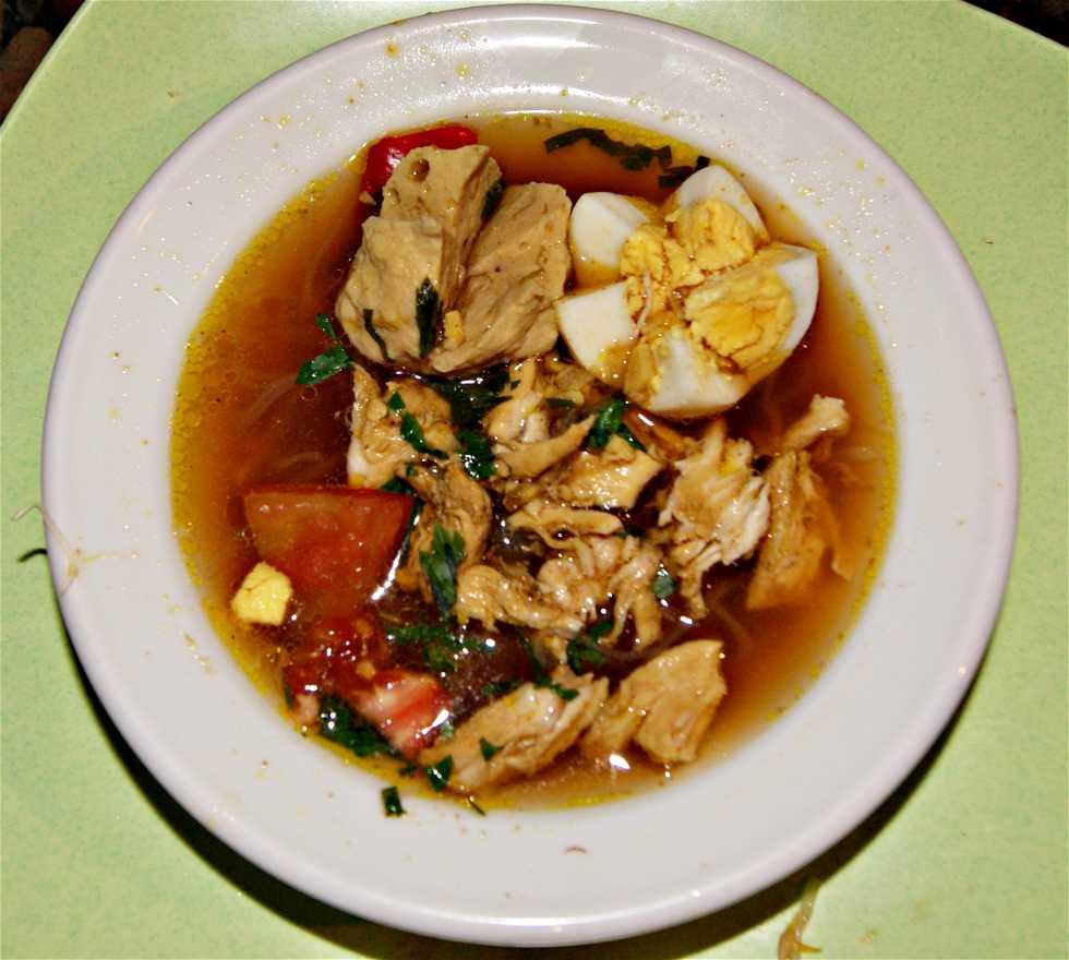 Curry à Seminyak