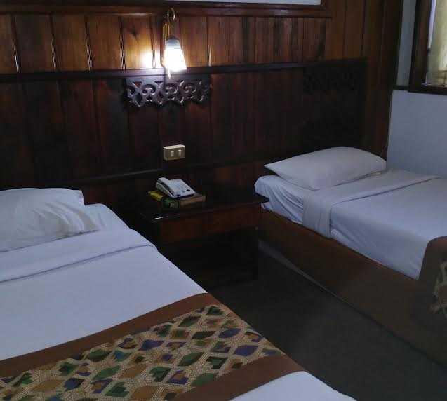 Suite en Hotel Lao