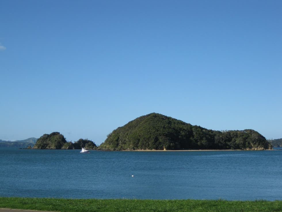 Cielo a BAY OF ISLANDS, Nueva Zelanda