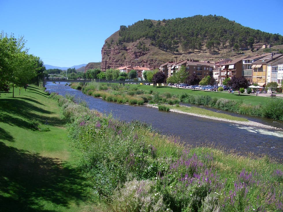 River in La Rioja