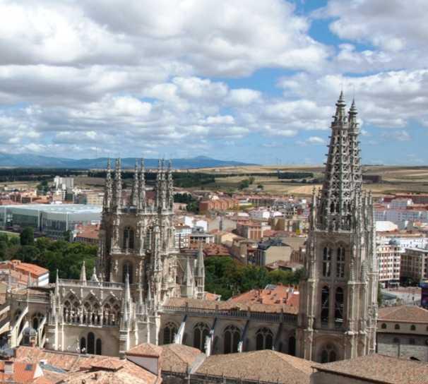 Ciudad en Mirador del Castillo