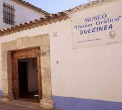 Villa en Museo De Humor Gráfico Dulcinea