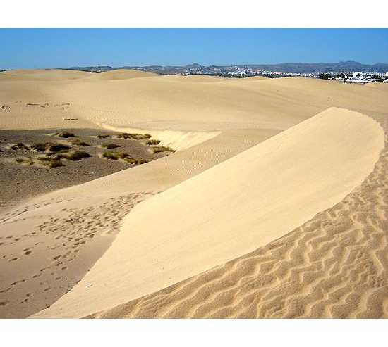 Sahara en Maspalomas