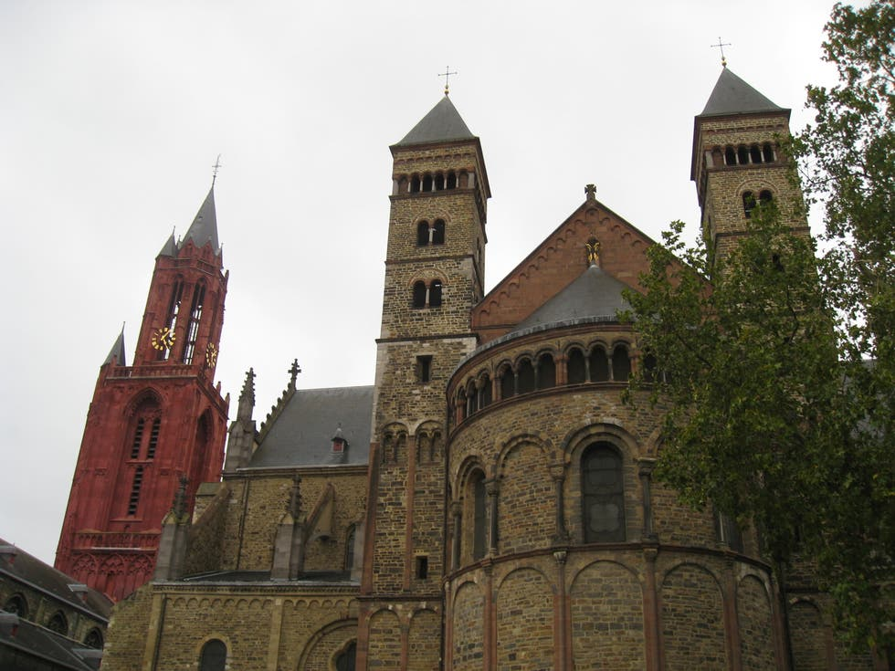 Cattedrale a Maastricht