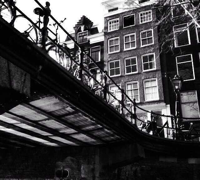 Negro en Río Amstel