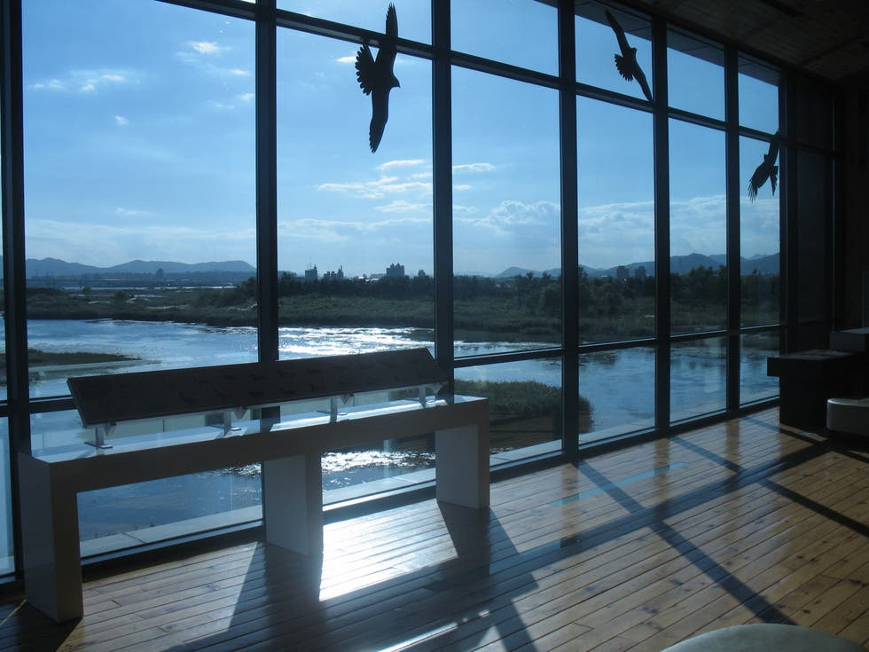 Mar en Nakdong Estuary Eco Center