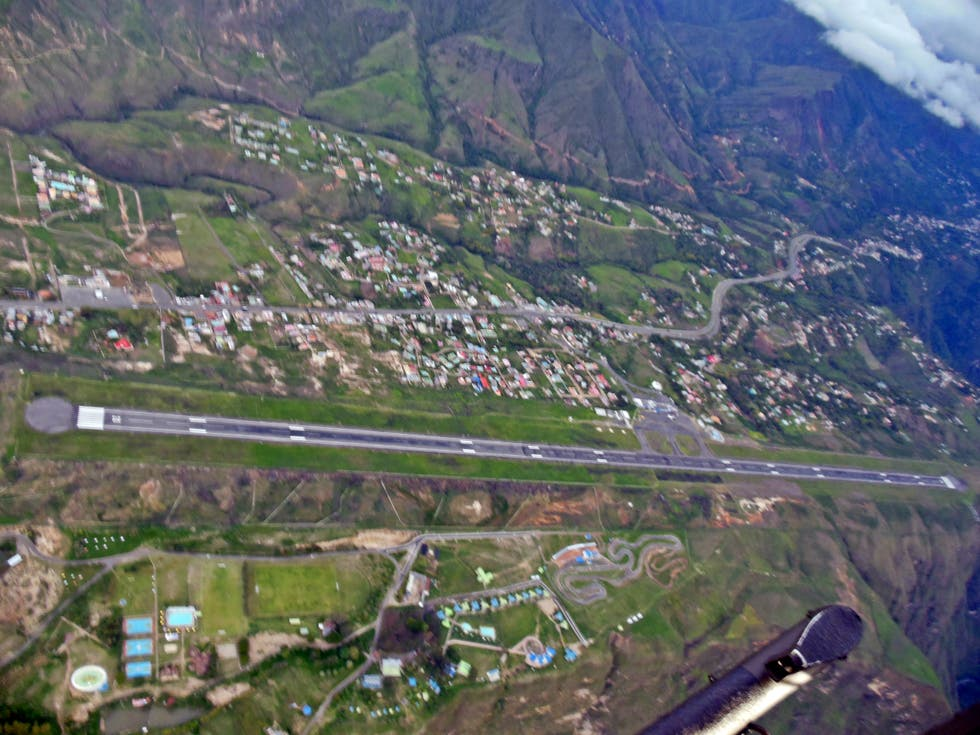 Aerial Photography in Chachagui
